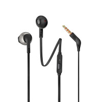 Earphones  JBL T205, black