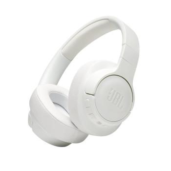 Безжични слушалки JBL TUNE 750BT NC, white