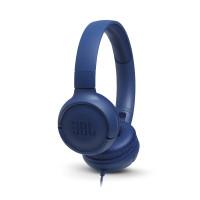 JBL T500 Headphones, blue