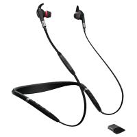 Bluetooth слушалки Jabra Evolve 75e Stereo UC