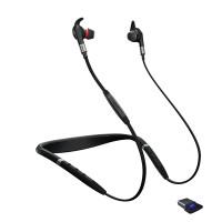 Професионални безжични слушалки Jabra Evolve 75e Stereo UC