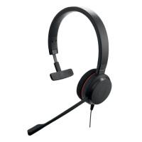 Слушалки с микрофон Jabra Evolve 20 MS Mono USB-C