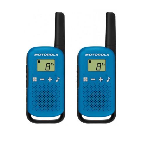 Радиостанции Motorola Talkabout T42 PMR, сини