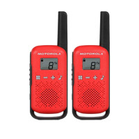 Motorola Talkabout T42 PMR, red