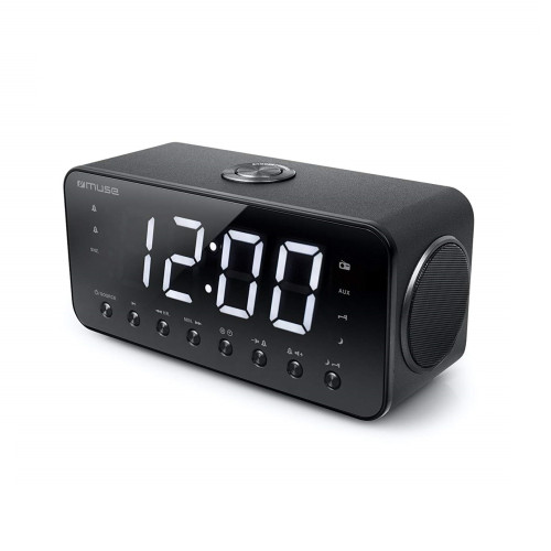 Portable Clock Muse M-192 CR