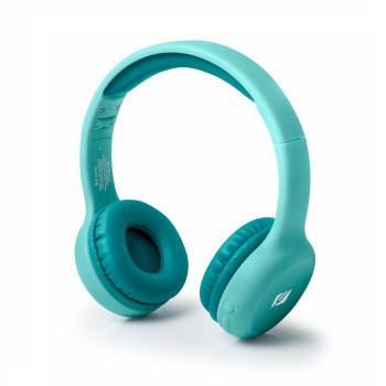 Безжични детски слушалки Muse M-215 BTB - Blue
