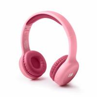 Безжични детски слушалки Muse M-215 BTP - Pink
