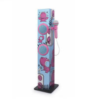 Bluetooth Speaker Muse M-1020 KDG, karaoke for children