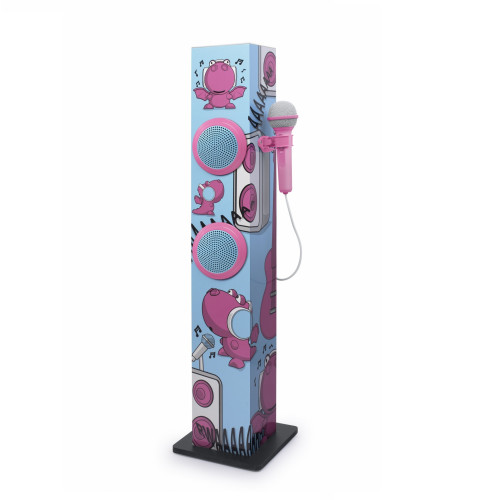 Bluetooth Speaker Muse M-1020 KDG, karaoke for children
