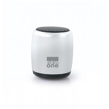 Безжична мини колонка Muse NEW ONE BS-10 Bluetooth, бяла