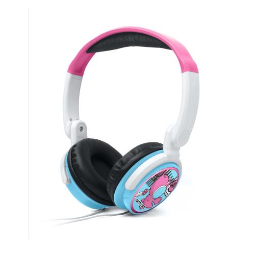 Детски слушалки Muse M-180 KDG, розови