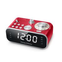 Muse M-18 CRG, red, Clock Radio