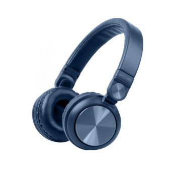 Безжични слушалки Muse M-276 BT - Сини