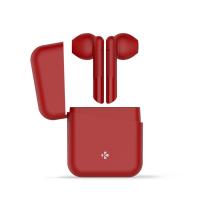 Bluetooth earbuds MyKronoz ZEBUDS LITE, red