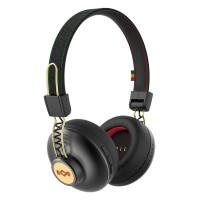 Bluetooth headphones House of Marley POSITIVE VIBRATION 2 Wireless, rasta