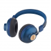 Bluetooth headphones House of Marley POSITIVE VIBRATION 2 Wireless, denim
