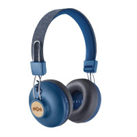 Bluetooth headphones House of Marley POSITIVE VIBRATION 2 Wireless, denim