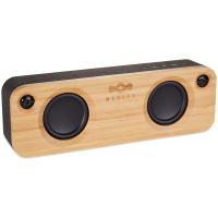Bluetooth speaker House of Marley GET TOGETHER, signature black