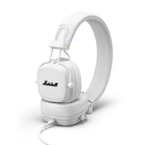 Headphones Marshall MAJOR III, white