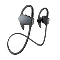 Bluetooth earphones Energy Sport 1, grafite