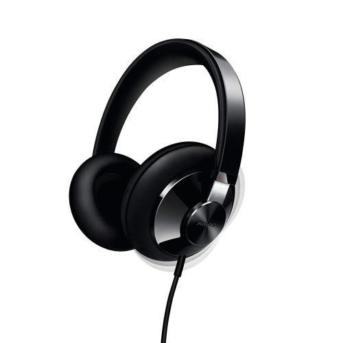 Philips SHP6000 Wired Headphones, black