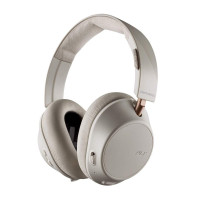 Bluetooth headphones Plantronics BACKBEAT 810, bone