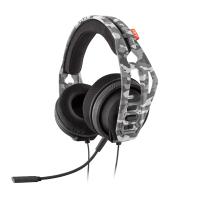 Gaming headphones  Plantronics RIG 400HS, artic camo