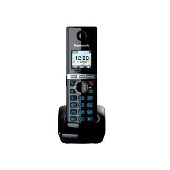 Допълнителна слушалка Panasonic KX-TGA806FXB за сериите KX-TG805x/806x