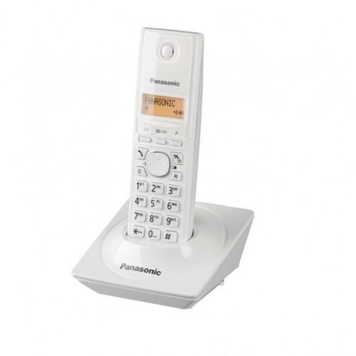 Panasonic KX-TG1711 Wireless DECT Phone - White