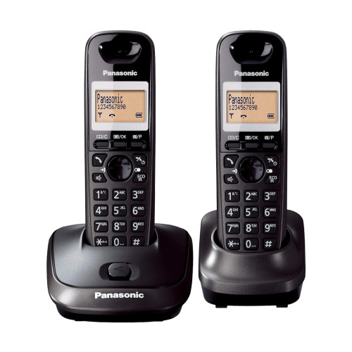 Panasonic KX-TG2512 Wireless DECT Phone