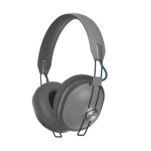 Bluetooth headphones Panasonic HTX80BЕ-H, matte steel