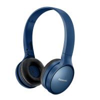 Bluetooth headphones Panasonic RP-HF410BE-A, blue