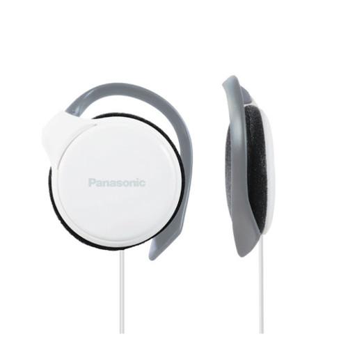 Жични слушалки Panasonic RP-HS46E-W Clip, white