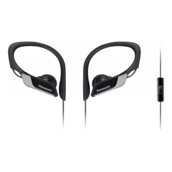 Спортни слушалки Panasonic RP-HS35MЕ-K, черни