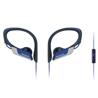 In Ear headphones Panasonic RP-HS35ME-A Sports, blue