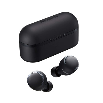 Напълно безжични слушалки Panasonic RZ-S500WE-K с Noise-Canceling - Черни