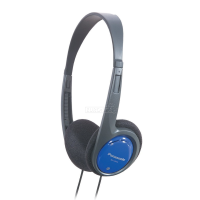 Panasonic RP-HT010E-A Headphones, blue