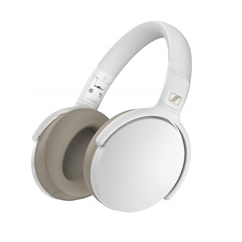 Sennheiser HD 350BT Wirelless headphones, white