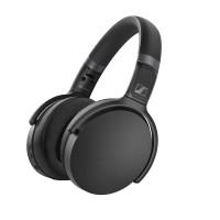 Sennheiser HD 450BT ANC Wirelless Headphones, black