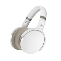 Sennheiser HD 450BT ANC Wirelless Headphones, white