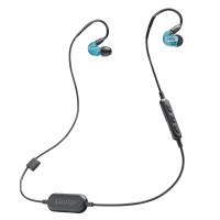 Bluetooth earphones Shure SE215-BT1, blue