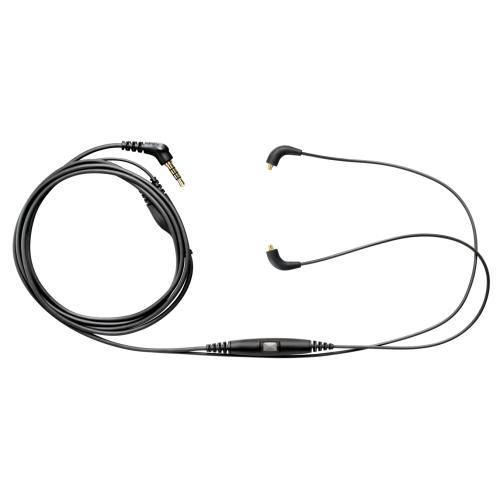 Headphone cable Shure SE215 / 315/425/535 - CBL-M + -K