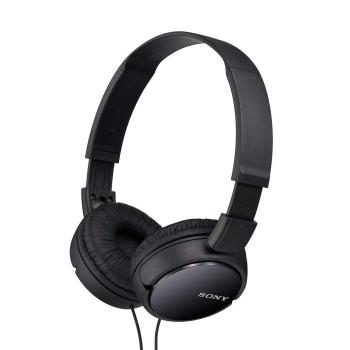 Жични слушалки Sony MDR-ZX110AP, черни