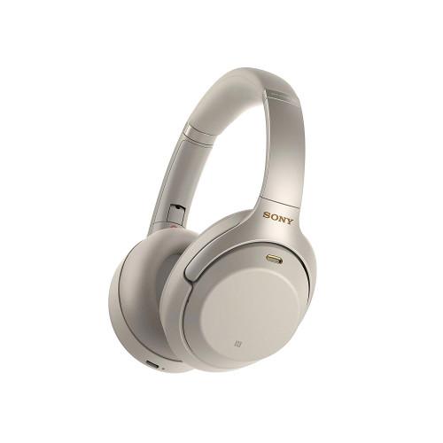 Bluetooth слушалки Sony WH-1000XM3, silver