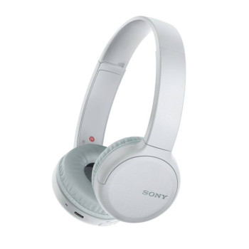 Безжични слушалки Sony WH-CH510, white