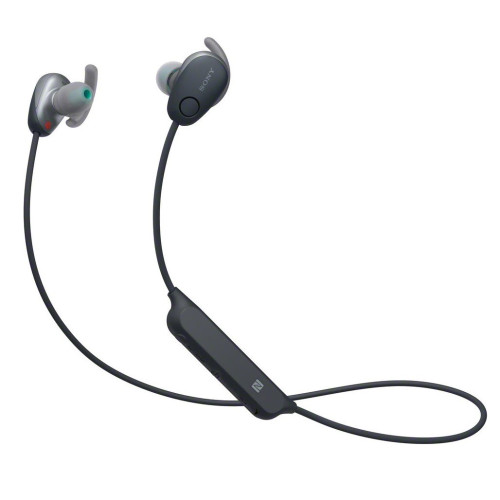 Sony WI-SP600N Wireless sports headphones with Noise-Canceling - Black