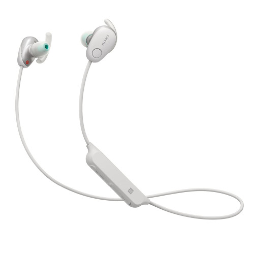 Sony WI-SP600N Wireless sports headphones with Noise-Canceling - White
