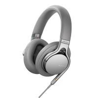 Слушалки Sony MDR-1AM2 Hi-Res - Сиви