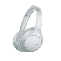 Sony WH-CH710NB Wireless Headphones - White (Noise Canceling)