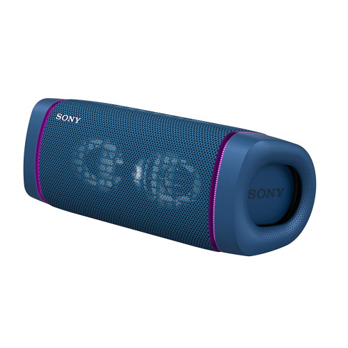 Безжична колонка Sony SRS-XB33 EXTRA BASS - Blue
